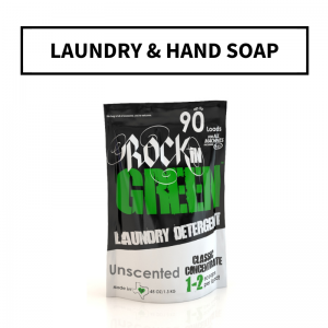 Laundry & Handsoap