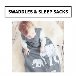 Swaddle Blankets & Sleep Sacks