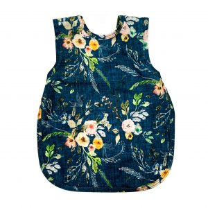 BabpronBaby bib for baby and toddler Boho Floral