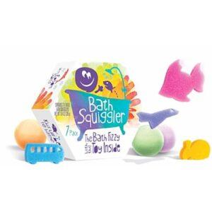 Loot Toy Co bath squigglers kid friendly bath bombs