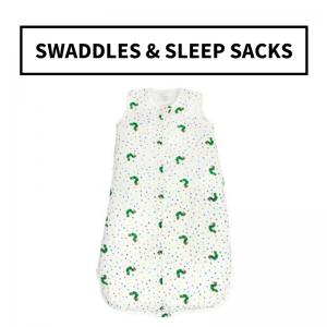 Swaddle Blankets & Sleep Sacks