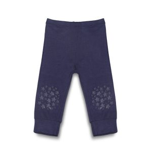 Go Little One Go learn to crawl grip bamboo leggings