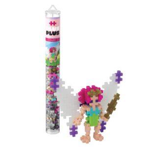 Plus Plus tube fairy