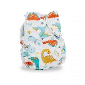 AMP one-size pocket diaper PRINTS