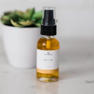Sisu naturals belly oil