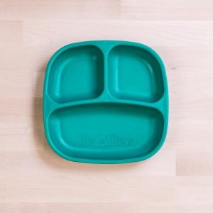 Replay divided plate teal