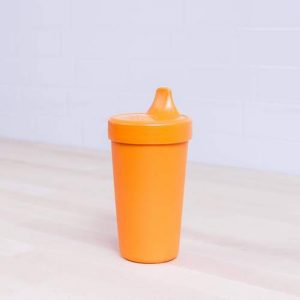 Re-Play no spill sippy cup orange