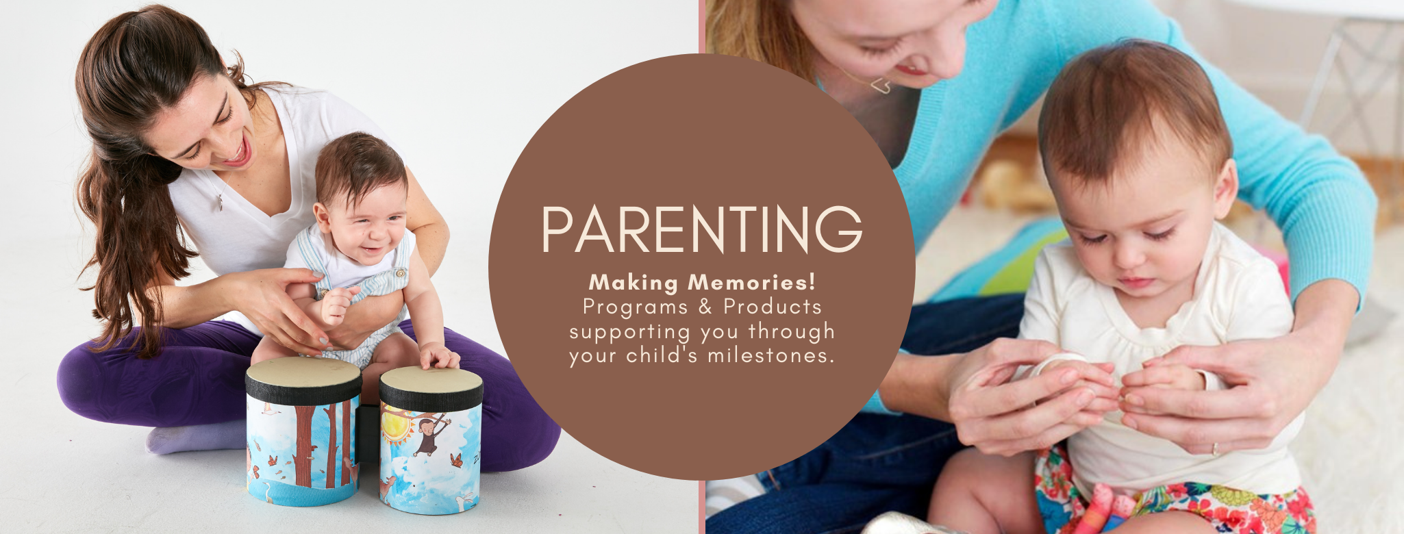 Parenting classes Barrie and products for baby toddler and child