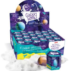 LOOT kids Galaxy Bombs Display