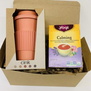 Serenity Birth Studio gift box for the tea lover
