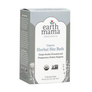 Earth Mama Organics herbal sitz bath for postpartum healing