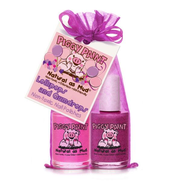 Piggy Paint Lollipops and Gumdrops Set