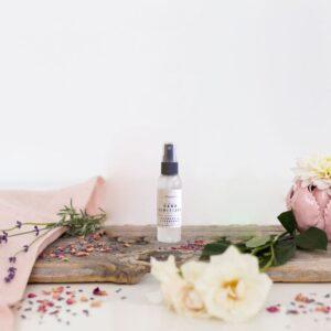 Lotus Natural Living Hand Sanitizer spray