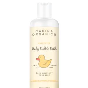 Carina Organics bubble bath - unscented for babies