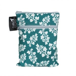 Colibri mini double duty wet bag - bloom