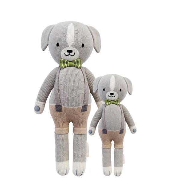 Cuddle+Kind hand knit dolls