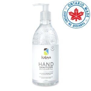 Kalaya hand sanitizer gel with 70% v/v ethyl alcohol