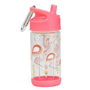 Sugarbooger flip straw water bottles