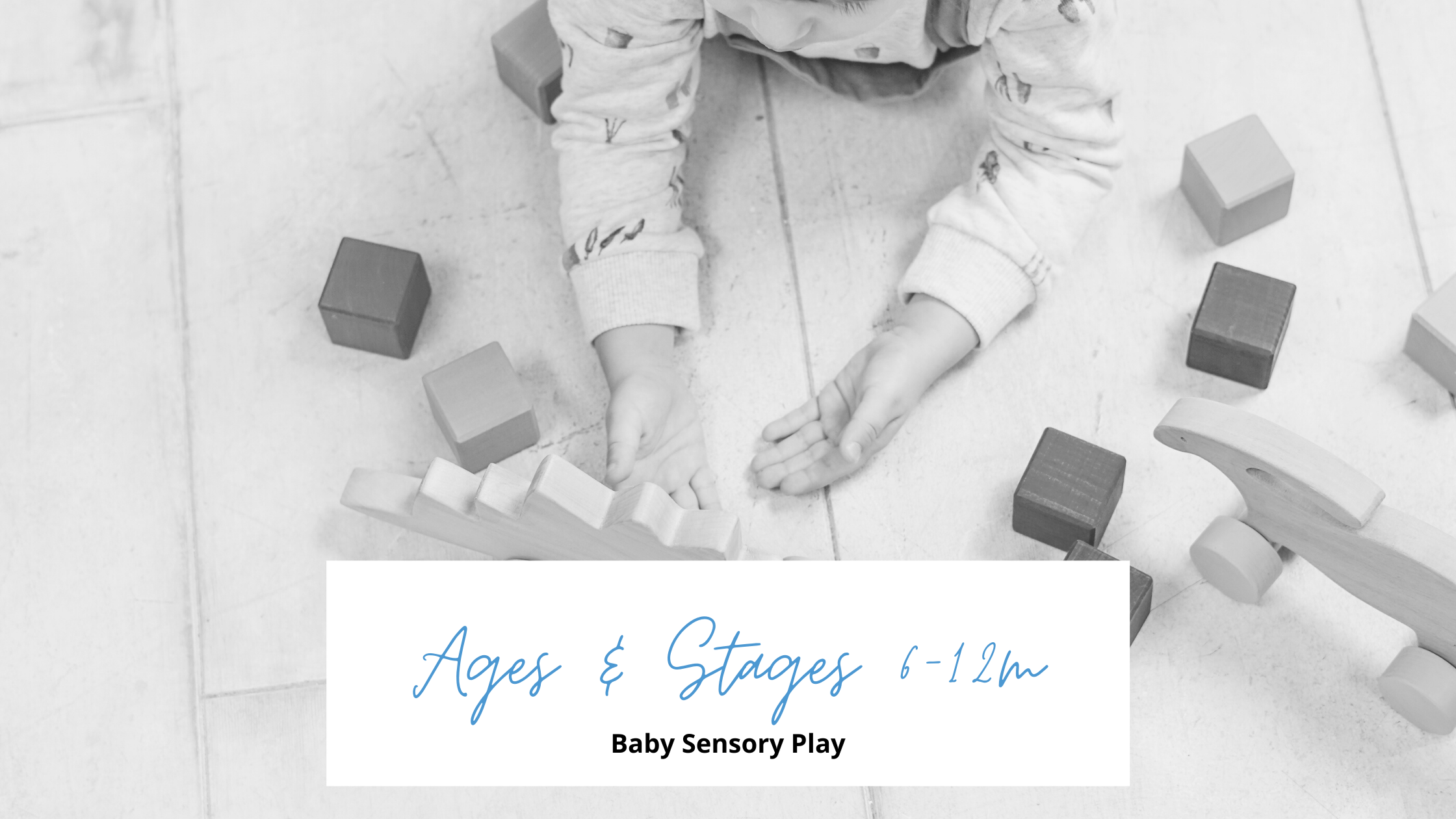 Baby Sensory play in Barrie and Simcoe County
