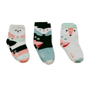 Q for Quinn organic cotton socks for babies and kids
