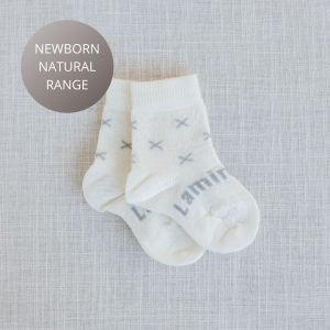Lamington merino wool socks for baby and kids