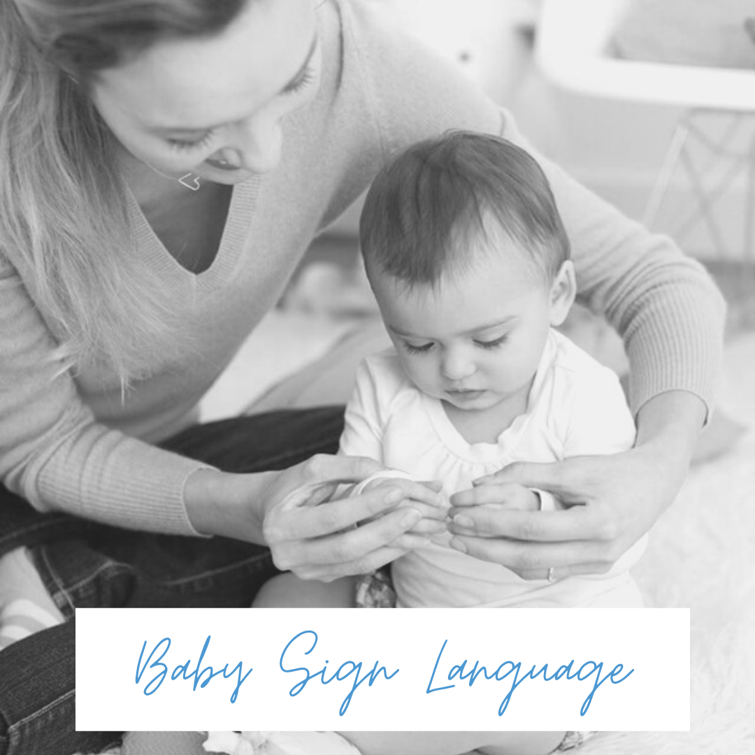 Baby Sign Language in Barrie and Simcoe County