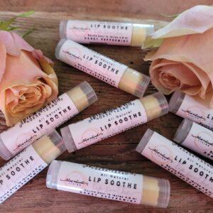 Lotus Natural Living all natural lip balm